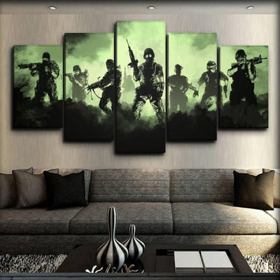 Military Veteran - Night Vision - Canvas Monsters