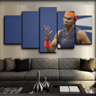 Rafael Nadal - 3 - Canvas Monsters