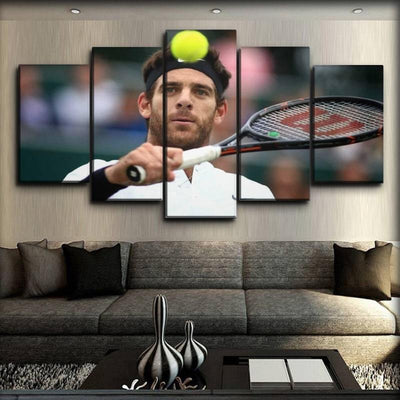 Juan Martin del Potro  - 13 - Canvas Monsters