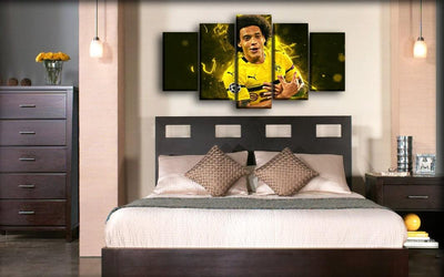 Borussia Dortmund - Axel Witsel - Canvas Monsters