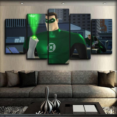 Green Lantern - DC Animated Version