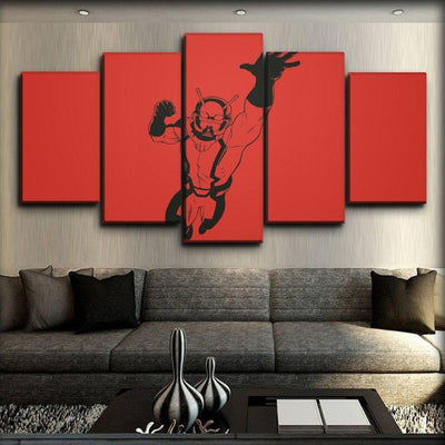 Ant man - Fan Art Work - Canvas Monsters