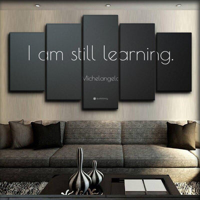 Motivational - Still Learning