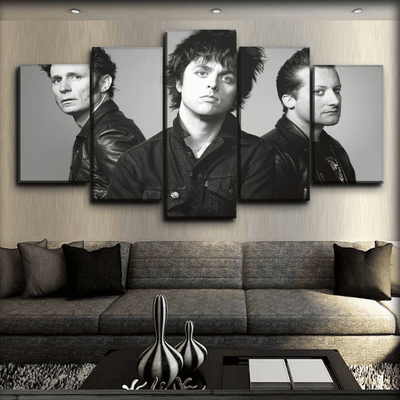 Green Day - Punk Forever - Canvas Monsters