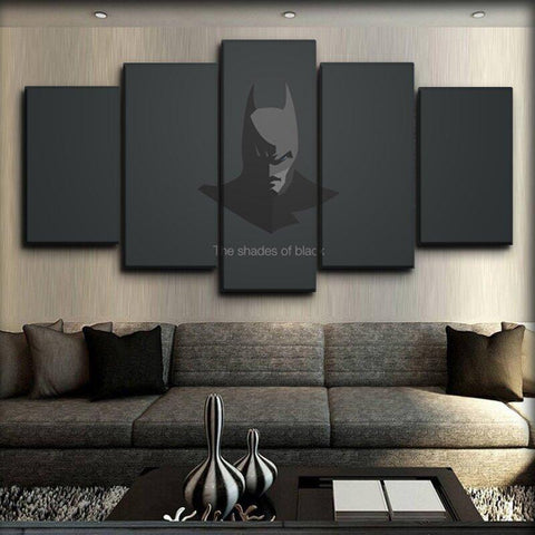 Image of Batman - The Shades Of Black
