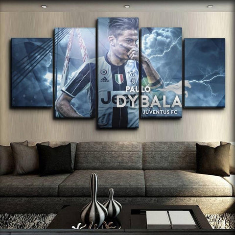 Juventus - Paulo Dybala The Jewel