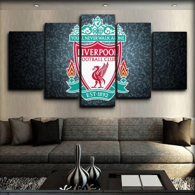 FC Liverpool - Canvas Monsters