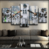 Philadelphia Eagles - Wentz 11 - Canvas Monsters