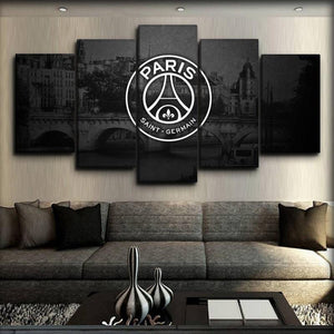 Paris Saint-Germain - Old House Background
