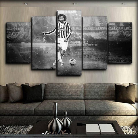 Image of Juventus - Andrea Pirlo The Maestro