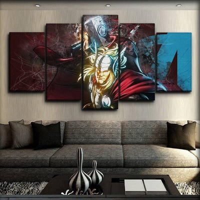Thor - Avengers Comics - Canvas Monsters