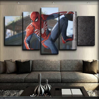 Spiderman - Into The Spider Verse - Canvas Monsters