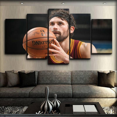 Kevin Love - On Free Throw