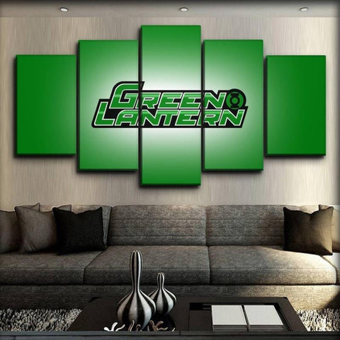 Image of Green Lantern - White Light Accent