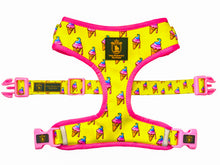 "🔥NEW ARRIVAL 🔥 ""You got served"" 🍦🍦🍦 Puppy Adjustable Harness"