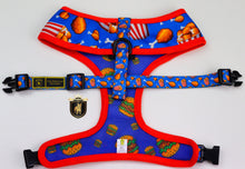 """Finger Licking Good"" Reversible Harness"