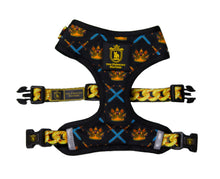 "🔥NEW ARRIVAL 🔥 ""King of farts "" 👑⚔️⛓💨Puppy Adjustable Harness"