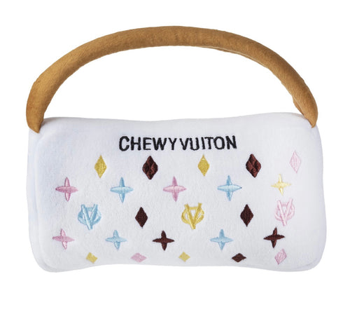 XL Chewy Vuiton Purse Toy