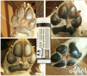 Paw soother .15 oz Travel Stick