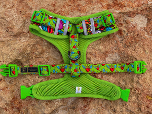 "✨NEW✨ ""Heartbreaker "" Bulldog Adjustable Harness ✨Bulldog Collection ✨"
