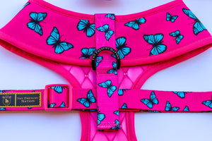 "🔥NEW ARRIVAL🔥 ""FABULOUS DARLING ""🎀💕 Luxury Reversible Harness"