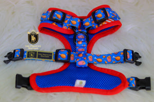 "✨New✨ ""Finger licking good "" Puppy Adjustable Harness"