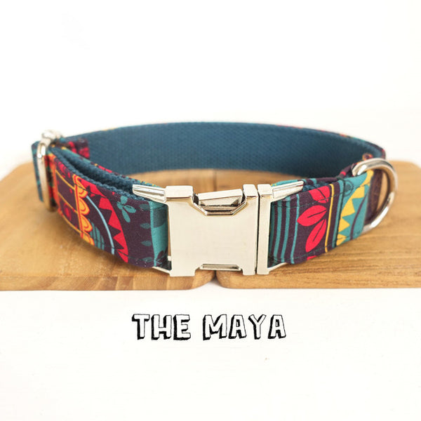 Tribal Abstract Collar