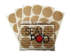 SealPOD BrewSeals for NCaps (102 pack) - The Great Cape Trading Company