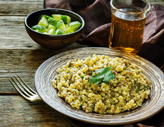 Bulgur Wheat - The Great Cape Trading Company