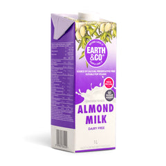 Earth & Co Almond Milk