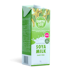 Earth & Co Unsweetened Soya Milk