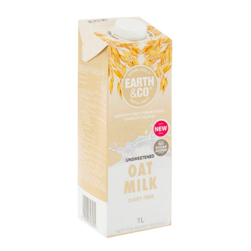 Earth & Co Oat Milk