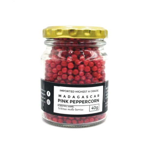 Whole Pink Peppercorns