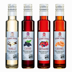 Rieme French Artisan Flavouring Syrups
