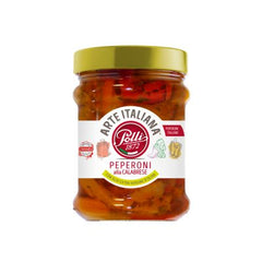 Polli Roasted Peppers in Oil (285g)