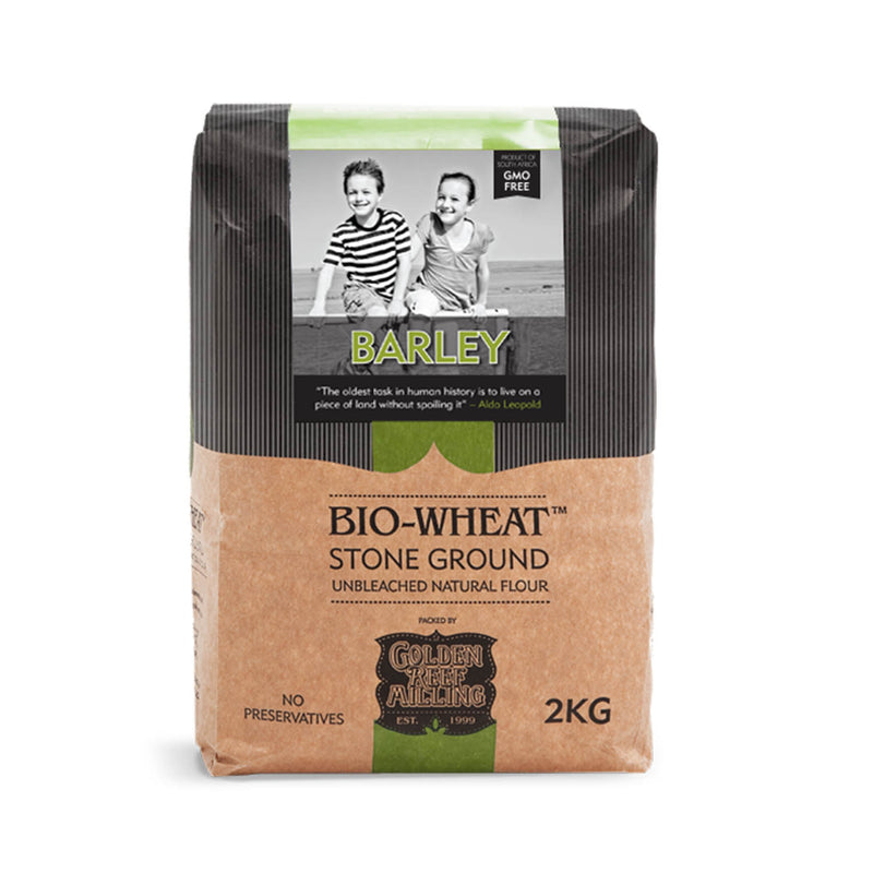 Bio-Wheat Stoneground Barley Flour
