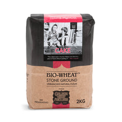 Bio-Wheat Stoneground Cake Flour