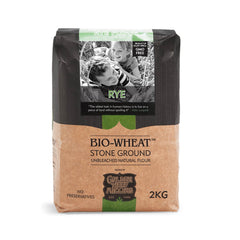 Bio-Wheat Stoneground Rye Flour