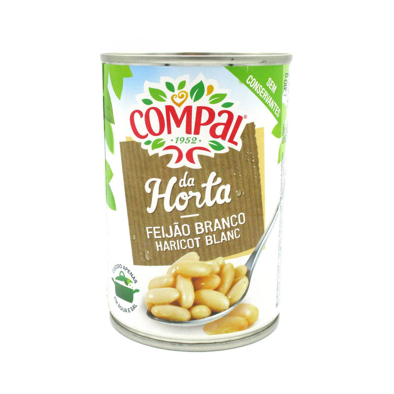 Compal Haricot White Beans