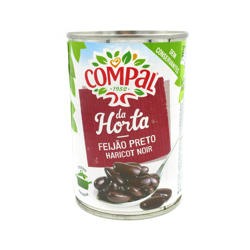 Compal Haricot Black Beans