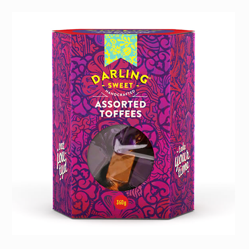 Darling Sweet Assorted Toffee Gift Box