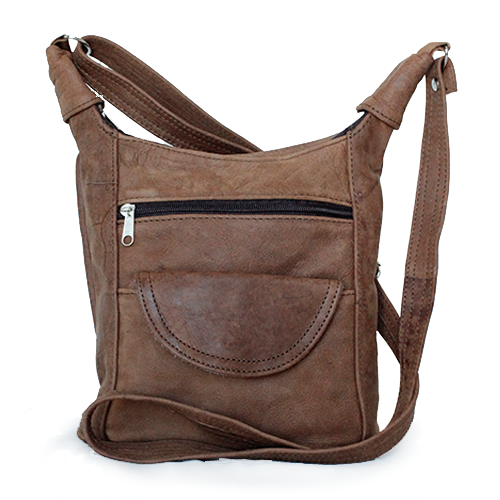 El Toro Baby Bucket Leather Handbag