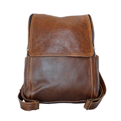 El Toro Contemporary Leather Backpack