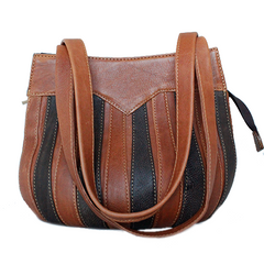 El Toro Waterfall Ladies Leather Handbag