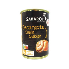 Sabarot Snails (Escargot)