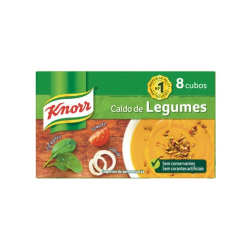 Knorr Portuguese Stock vegetables