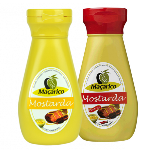 Macarico Mustard Sauces