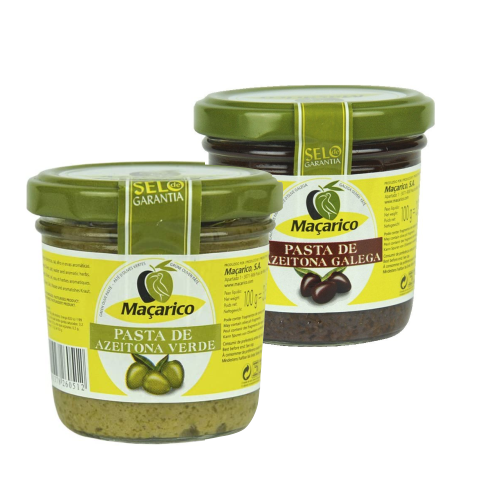 Macarico Olive Pastes (100g)