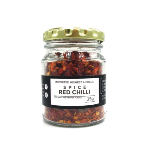 African Birds Eye Chilli Flakes