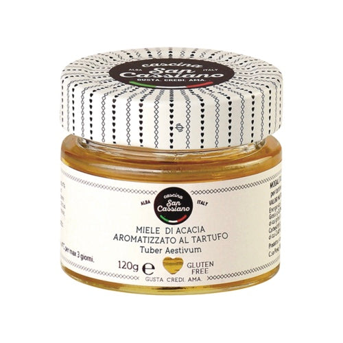 San Cassiano Acacia Honey Flavoured with Truffle